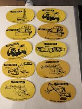 Coal  mining stickers  Item 18