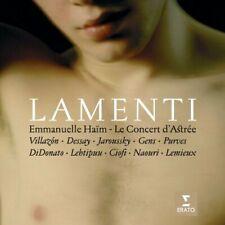 Lamenti (Le Concert Astree, Haim) (UK IMPORT) CD NEW