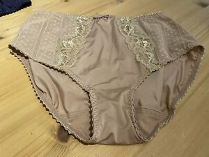 PrimaDonna Couture Full Brief in Natural. Style No 0562581 Size L (UK 14) NWOT