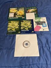 Rare Wetland Educational Laserdisc