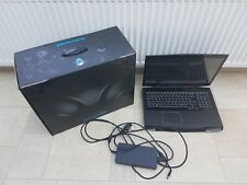 DELL Alienware M17X R4 i7 CPU, 2GB RAM, 120GB HDD, WIN 10 PRO + Original Box