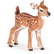 PAPO Wild Animal Kingdom White Tailed Fawn 50219 nouveau