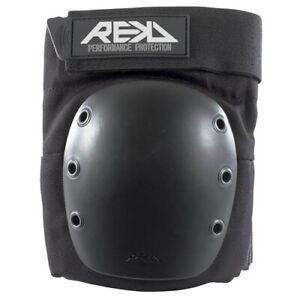REKD RKD620 Ramp Knee Pads, BMX Skateboard Scooter Skates
