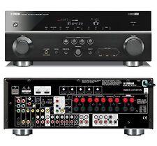Yamaha RX-V767 Home Cinema 7.1 3D AV Receiver 6/2 HDMI iPhone USB ARC Network