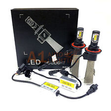 NEW Fanless Canbus H13 36W LED Headlight Kit 6000K Xenon White Hi/Lo H/L Bulbs