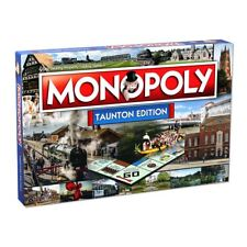 Taunton Monopoly Board Game