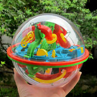 Großes Puzzle Ball Addictaball Labyrinth 3D Puzzle Spiel Spielzeug Spaß Ges B8P0