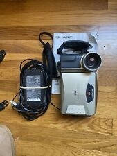 Sharp Viewcam Vl-Ah50U Hi-8 CamCorder -I used it to convert 8mm tapes to digital