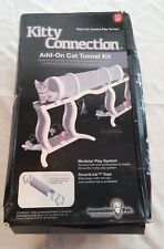 Kitty Connection Add On Cat Tunnel Kit Innovation Pet New