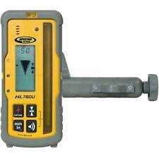 Spectra HL760U Laser Receiver for HV302G Green Beam Laser Levels w/Radio Transce