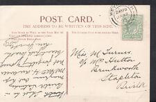 Family History Genealogy Postcard- Turner - Brinkworth, Stapleton, Bristol RF125