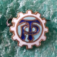 RUSSIAN SOCCER CLUB CCCP OLD PIN BADGE