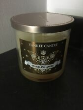 YANKEE CANDLE ~ Medium 2 Wick Candle ~ Sparkling Angel ~ 11.5 oz