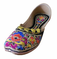 Women Shoes Indian Leather Handmade Jutties Ballerinas Flats UK 5 EU 38