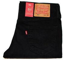 Levi's 511 Hommes Lavage Jeans Slim W29-36in L30-34 Fin de Stocks solde Bleu froid W32 32