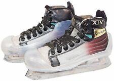 Nike Bauer Vapor Xiv Yth Goalie Skate - Kids Goal Youth 13 D Ice Hockey Used