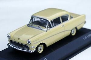 Opel Rekord P1 Limousine Bj. 1957-1962,Sahara Yellow,Minichamps-Modell IN M 1: