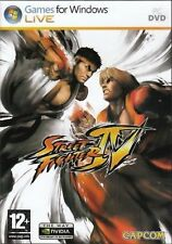 PC GAME ***** STREETFIGHTER 4 IV ***** BRAND NEW SEALED
