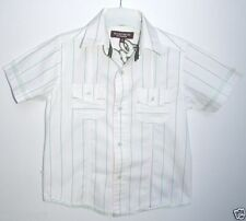 George Striped 100% Cotton Short Sleeve Boys' T-Shirts & Tops (2-16 Years)