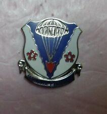 U.S.ARMY CREST, DI. 2ND BATTALION (AIRBORNE) 134TH INFANTRY REGIMENT