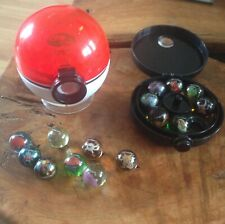 Original Pokemon Charizard Poke Ball, Zappos Viewer, 15 Marbles CHARIZARD #06