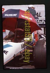 1988 Al Unser Jr #3 March/Cosworth - CART / Indy Race - Vintage 35mm Slide