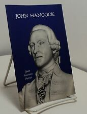 John Hancock - John Hancock Insurance Company - advertising booklet