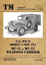 6031 US WWII Dodge WC51/52 Weapons Carrier,Tankograd TM NEU 6/20,AUF LAGER &