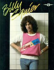 BILLY SQUIER songbook Dont say no Emotions Motion Guitar chords Licks Solos Tab
