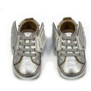 Baby Girl Shoes Old Soles Bambini Wings Toddler Sneakers New