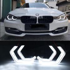 LED Angel Eyes DRL Headlight For BMW 2 3 4 Series F30 F31 F32 F34 F80 F82 F83 M2