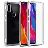 For Xiaomi Pocophone F1 A2 Lite 8 Clear Slim Silicone Soft TPU Back Case Cover