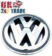 VW GOLF JETTA PASSAT CC TIGUAN 150mm GRILLE EMBLEM CHROME BADGE 1K5853600