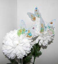 Beatrix Potter decor,Peter Rabbit,Mrs Tiggy Winkle,Jemima Puddle duck 3d sticker