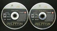 Elder Scrolls IV: Oblivion - Game of the Year Edition (Microsoft Xbox 360, 2011)
