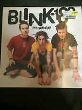 Blink 182 Calendar 2001 Travis Barker Mark Hoppus Tom Delonge New sealed