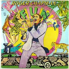 """12"""" LP - Roger Chapman - Hyenas Only Laugh For Fun - D884 - cleaned"""