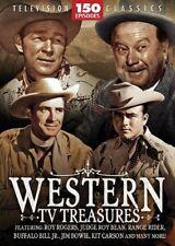 WESTERN TV TREASURES [150 EPISODE BOX SET]