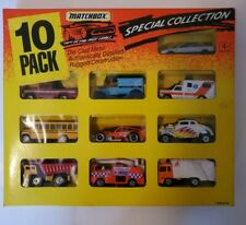 1993 Matchbox 10 Pack Special Collection NEW / SEALED