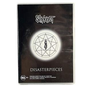 Slipknot Disasterpieces DVD PAL Region 4