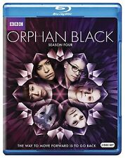 PRE-ORDER : ORPHAN BACK - SEASON 4  -  BLU RAY - Sealed Region free for UK