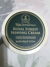 Taylor of old Bond Street Made in England Royal Forest Shaving Cream 150g