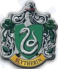 "Slytherin Iron On Embroidery Patch Harry Potter 3 "". Gryffindor Hogwarts Magic"