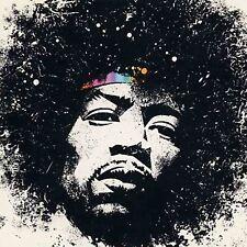 Jimi Hendrix poster wall art home decoration photo print 24x24 inches