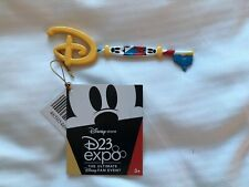 Disney Store Mickey Mouse Donald Duck KEY 2019 D23 Expo Exclusive LE