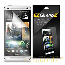 1X EZguardz Clear Screen Protector Shield 1X For HTC ONE MAX