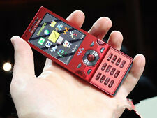 50Sony Ericsson Walkman W995 RED 3G WIFI Unlocked  Cellphone free shipping