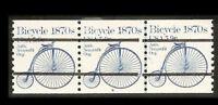 US #1901a [Precancel]   Plate #4  // MNH OG Plate Number Coil Strip [PNC3]