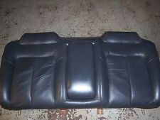1997 Acura CL 2.2 reat seat top half leather grey 1998 1999