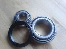 2 Rad-Lagersatz ALKO 2035 2050 2051 - LM11949/11910  LM67048/67010 + Wedi 258312